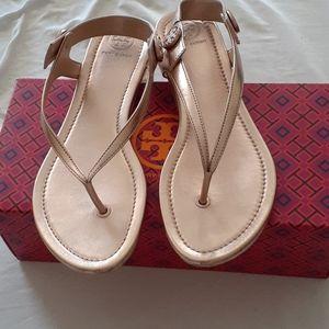 Tory Burch Minnie Sandals